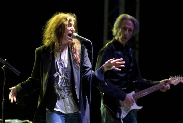 Patti Smith Tour Dates 2012 Announced